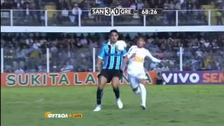 Neymar. Футбольные финты от Неймара.
