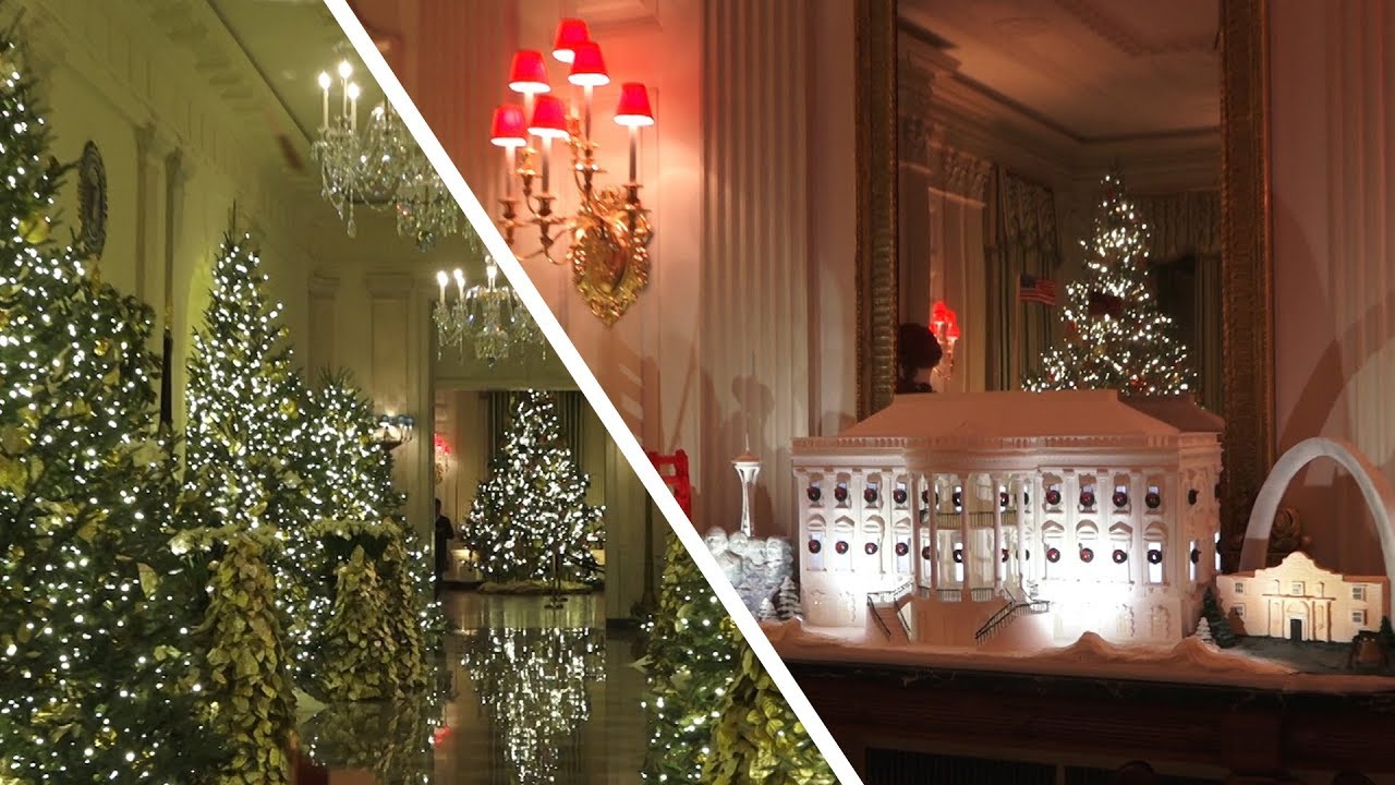 EXCLUSIVE FIRST LOOK: White House Christmas Decorations 2019