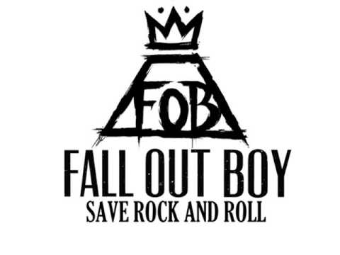 Fall Out Boy Wallpaper Save Rock And Roll Fall Out Boy Save Rock And Roll Feat Elton John Youtube