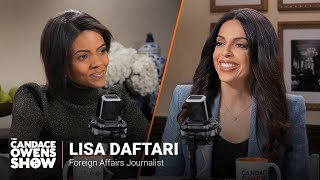 The Candace Owens Show: Lisa Daftari
