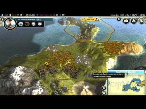 Let's Play Civilization 5 HD Part 31 - nette kleine Bugs |