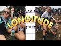 LONGITUDE VLOG 2018 | Post Malone, SZA, Khalid (+ more)