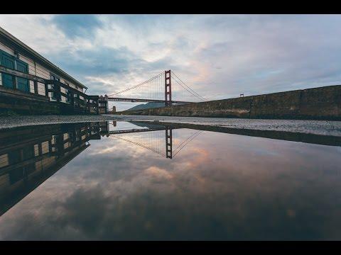 Explore San Francisco - Sunset and Night Photos