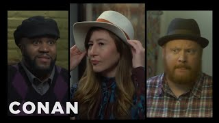 Don't Let A Bad Hat Happen To You - CONAN on TBS