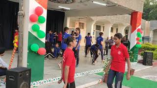 Martial arts training for girls students(2)