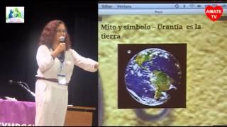 Amys - Ana Silvia Serrano - Symposium Médicos y Sanadores 06-09-2013 AmateTV
