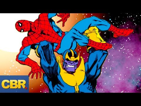 The 10 Most Terrible Things Thanos Did (Marvel)