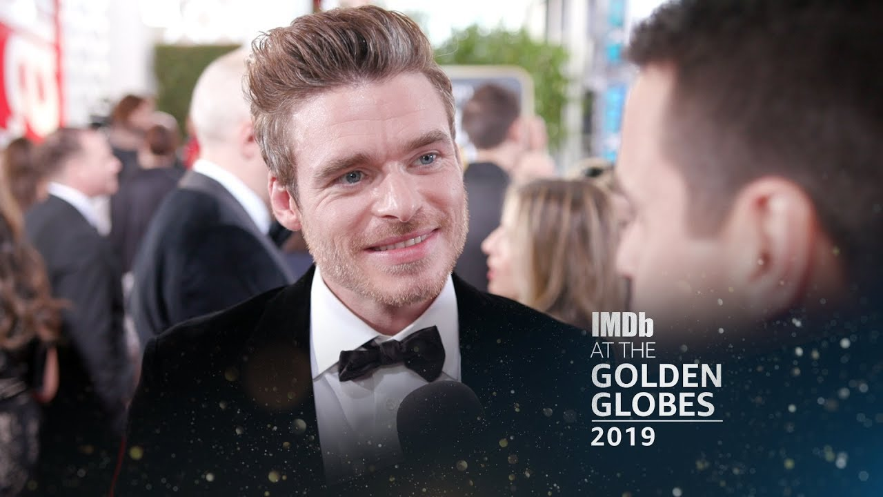 Golden Globe Winner Richard Madden on Reuniting With ...