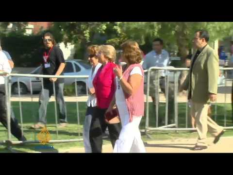 Former Chile president set for comeback