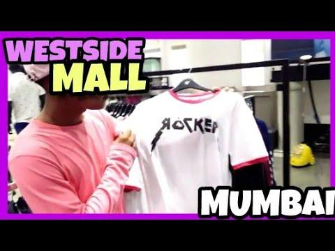 WestSide   Vlog   Mumbai