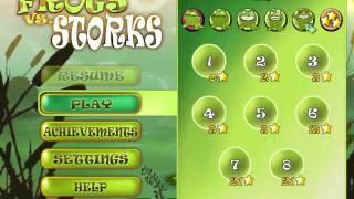 Frogs vs. Storks Mac Trailer