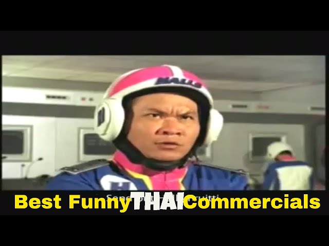 Thai funny commercial: We should all have this