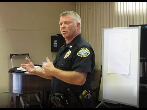Restorative Policing in Santa Barbara - Officer Keld Hove