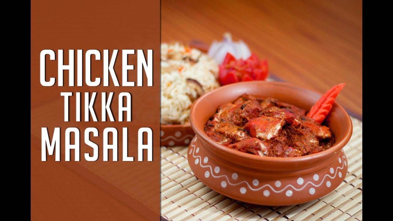Chicken tikka masala recipe like restaurant