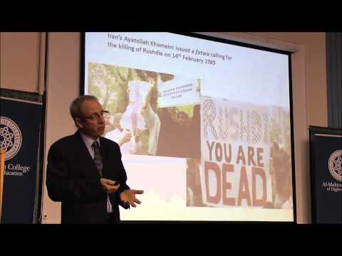 Part 1 - Professor Max Farrar - Islamism and the future of multiculturalism in the UK