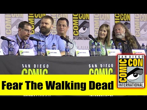 Fear The Walking Dead' Cast Interview with TV Insider - Fear