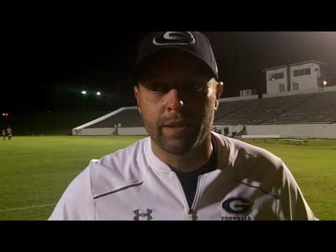 Interview with Coach Darryl Brown Head Coach Grimsley High School Football on 9/5/16