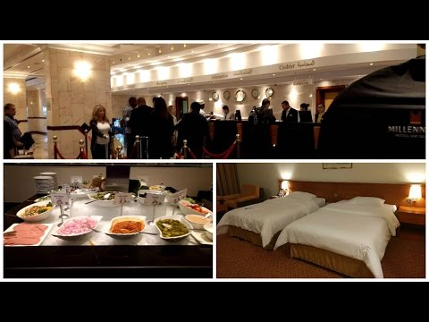 Emirates Dubai Layover |  Copthorne Airport Hotel | Emirates Dubai Connect