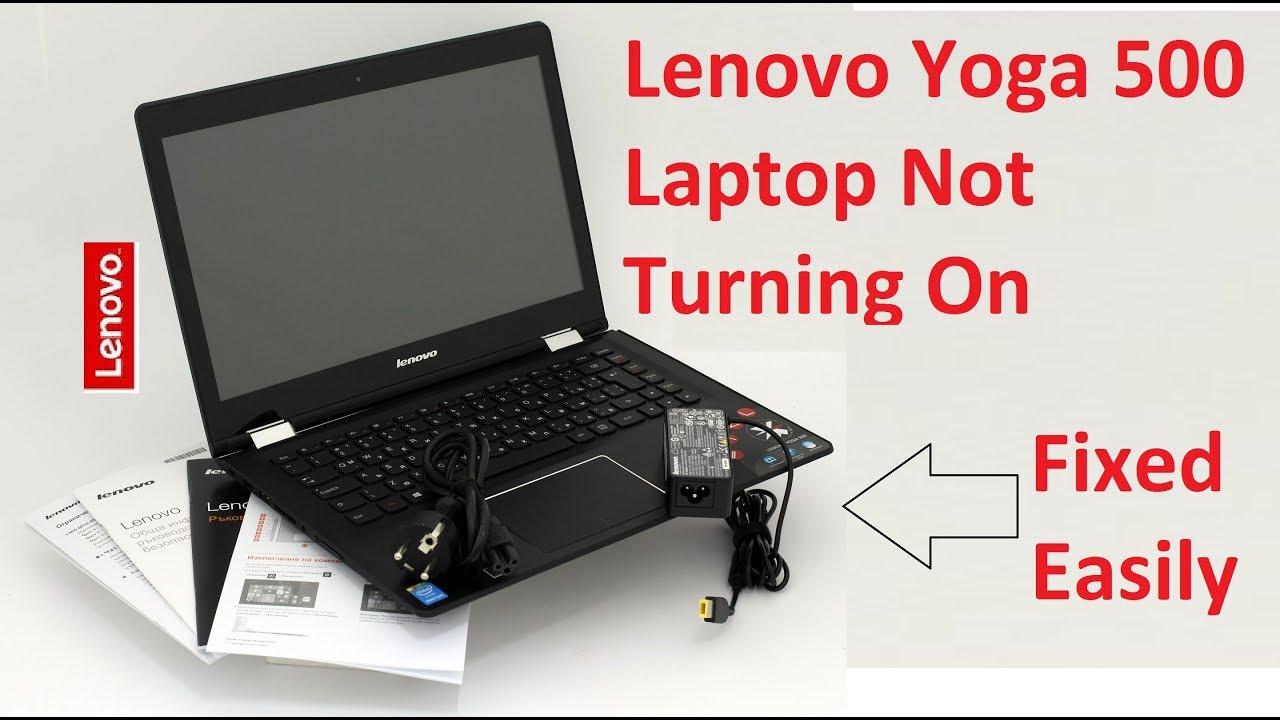 My Lenovo Yoga 370 Won T Turn On Yogawalls