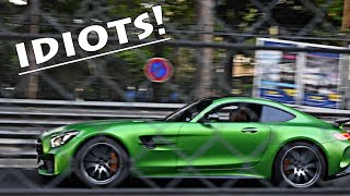 IDIOTS TOUR OF MONACO F1 GRAND PRIX