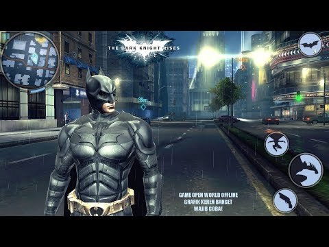 Game Open World Keren Buatan Gameloft - The Dark Knight Rises Android - 동영상