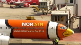 NOK AIR LOW COST AIRLINE BANGKOK TRAVEL THAILAND Trip Asia shopping