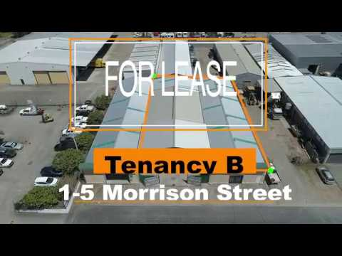 FOR LEASE: Tenancy B, 1-5 Morrison St, Portsmith