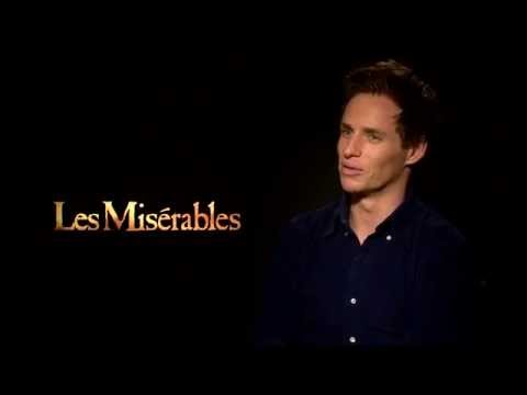 Eddie Redmayne - Les Misérables Interview