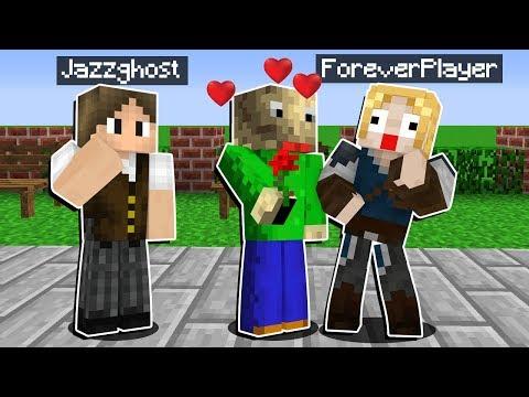 Minecraft: O BALDIS SE APAIXONOU PELO FOREVER!