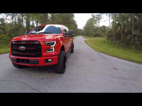Tuned F150 Ecoboost FAST AS HELL! Ride along