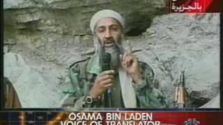 NBC Nightly News Oct 7, 2001 - America Strikes Back