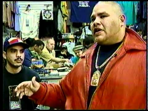 Fat Joe Interview 1995 part 1
