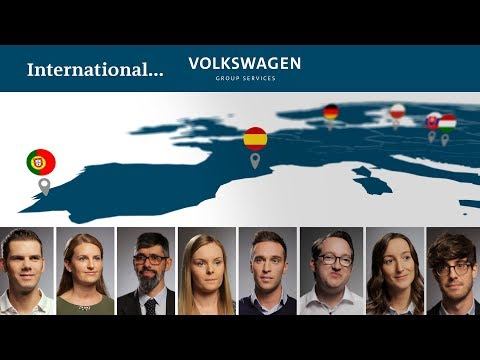 International work experience | Meet Volkswagen Group Services [Interview]