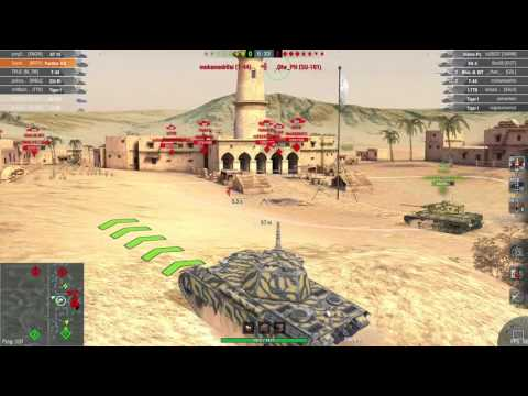 WoT Panther mit 8,8 cm L/71 | 8 vs 1 | 10 kills | 6.400+ DMG - Abbey from YouTube · Duration:  10 minutes 51 seconds