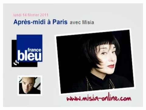 MISIA - Interview (France Bleu)