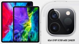 2020 iPad Pros Released! A12Z, LiDAR, Ultra Wide & Magic Keyboard!