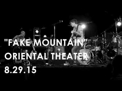 "Julian Peterson - ""Fake Mountain"" - Oriental Theater, Denver CO"