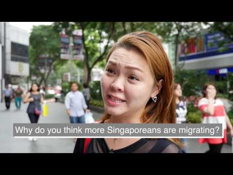 STAY OR LEAVE? How Singaporeans Feel About Migrating