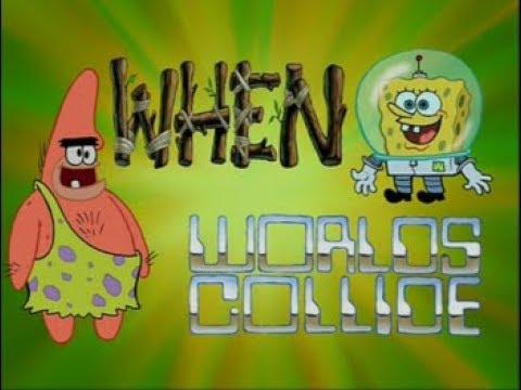 SpongeBob SquarePants - When Worlds Collide