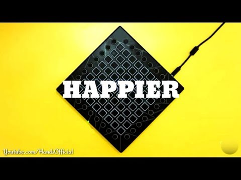 Happier - Marshmello ft. Bastille (Launchpad - Unipad Performance)