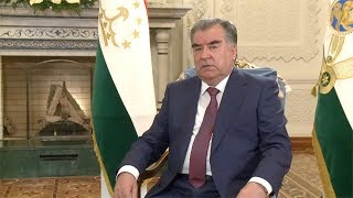 Tajik president: SCO Qingdao summit of great historical significance
