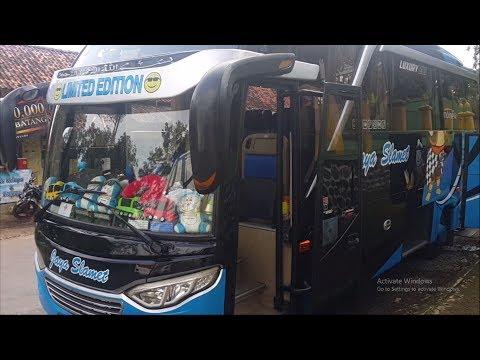 Kecil tapi bertopi || On Trip Jaya Slamet Medium Bus Batang - Semarang Via Pantura