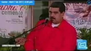 Video Las Cosas Mas Estupidas De Nicolas Maduro |Mariposon😂😂 download MP3, 3GP, MP4, WEBM, AVI, FLV Agustus 2018