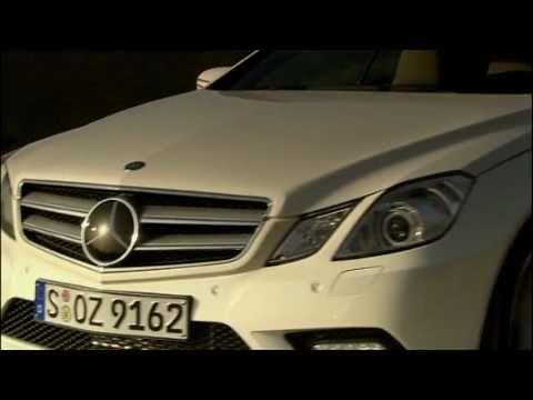 Mercedes-Benz 2011 E 500 Coupe Trailer