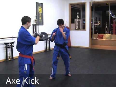 Ax Kick