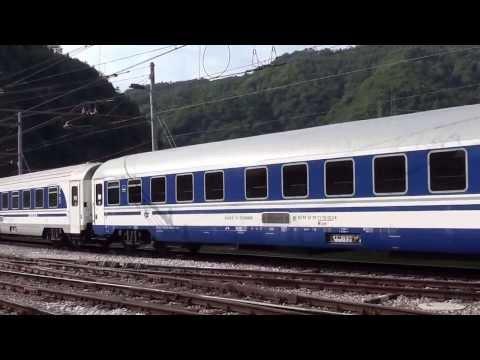 """Vienna-Belgrade MV415 """"Alpine Pearls"""" express"""