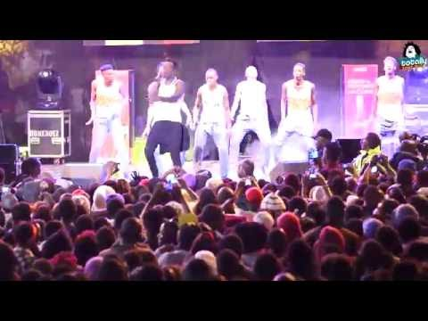 TOTALLY SOLD OUT Willy Paul Perfomace.