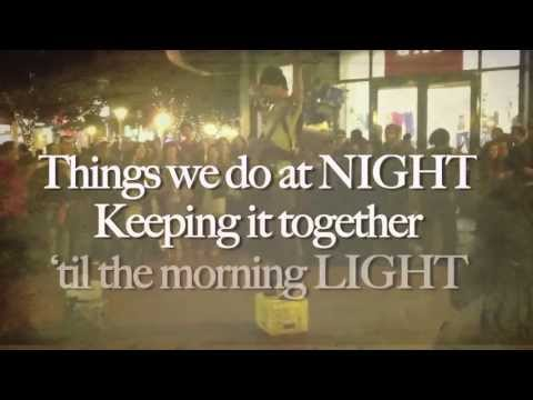 """Blue October - """"Things We Do At Night"""" Official Lyric Video"""