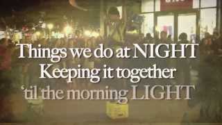 "Blue October - ""Things We Do At Night"" Official Lyric Video"
