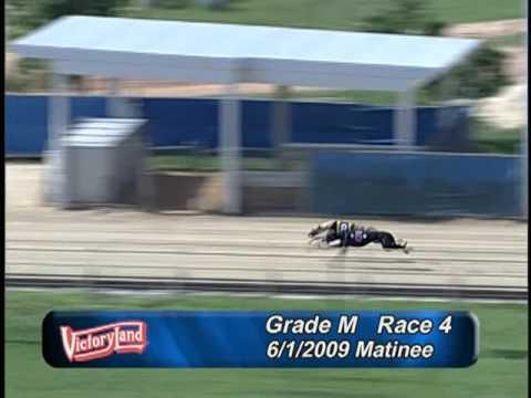 Victoryland 6/1/09 Matinee Race 4